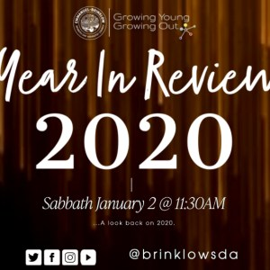SABBATH, 2020 IN REVIEW