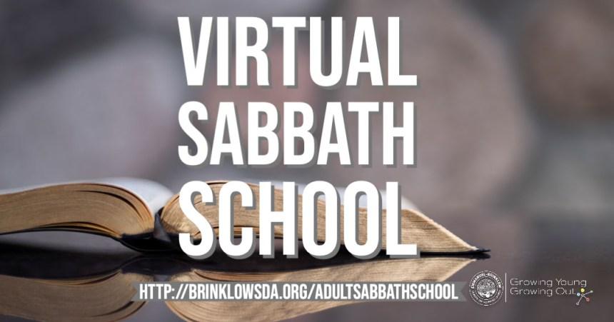 ADULT SABBATH SCHOOL April 24th