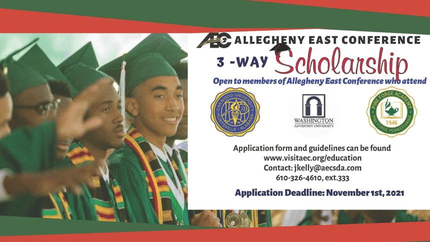 AEC 3-Way Scholarship