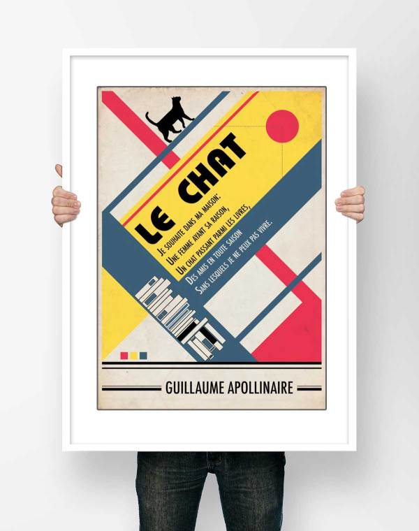 Poésie Guillaume Apollinaire Le Chat