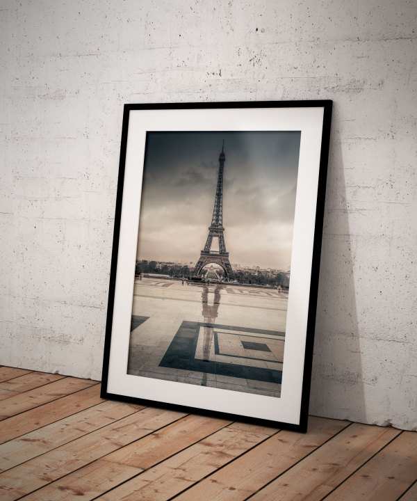 Photo Tour Eiffel Trocadéro