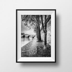 Paris Quais de Seine Ile Saint Louis