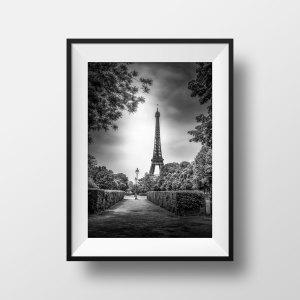 Tirage Photo La Tour Eiffel Paris