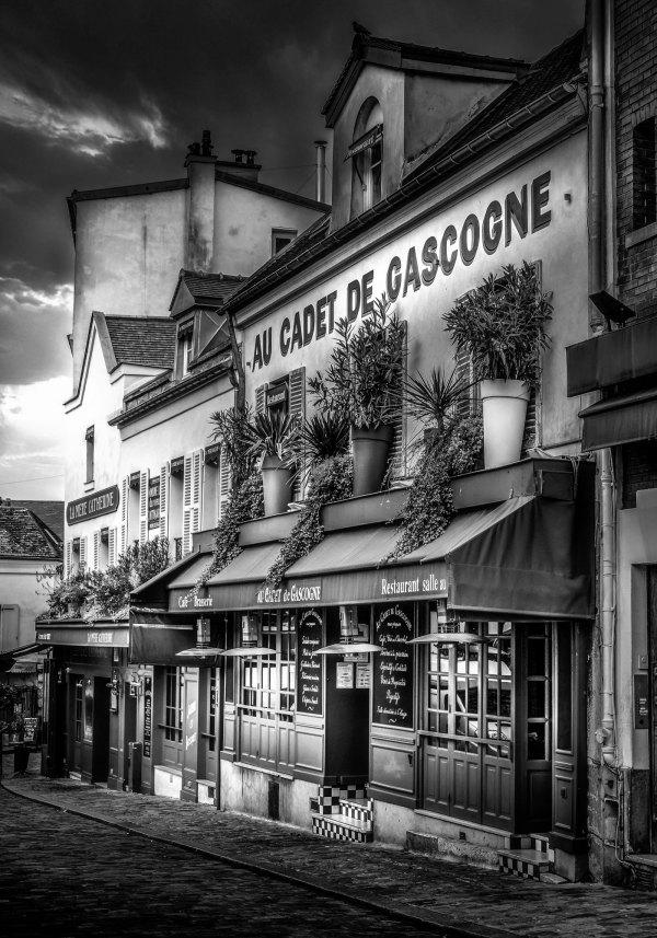 Photo Paris Montmartre Place Du Tertre