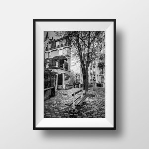 Photo de Paris Montmartre – Place Dalida