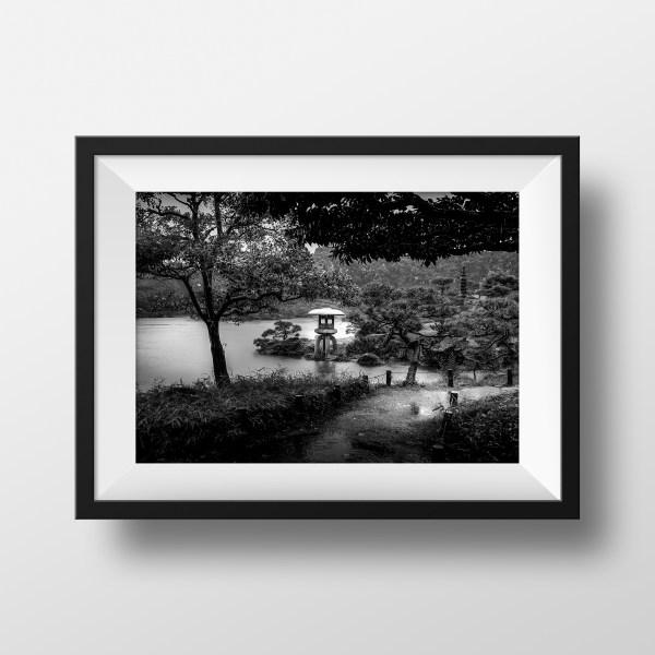 Japon Kiyosumi Jardin Japonais