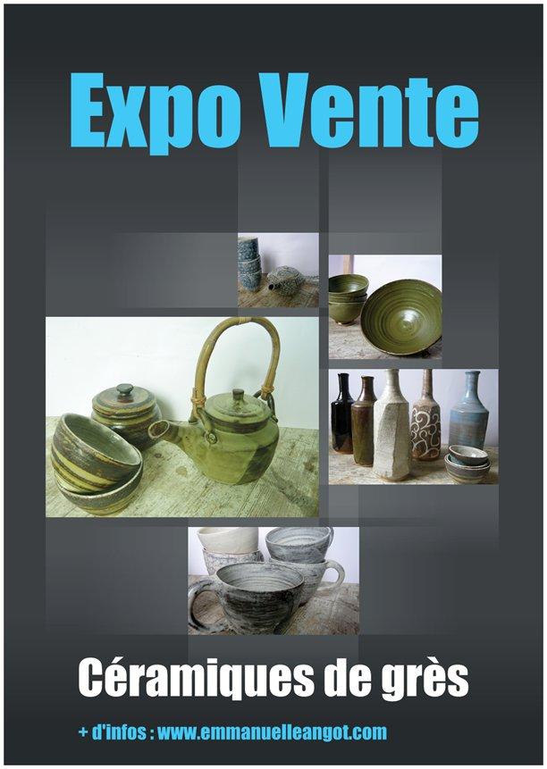 Expo-vente de printemps – 29,30,31 mai et 1er juin 2015