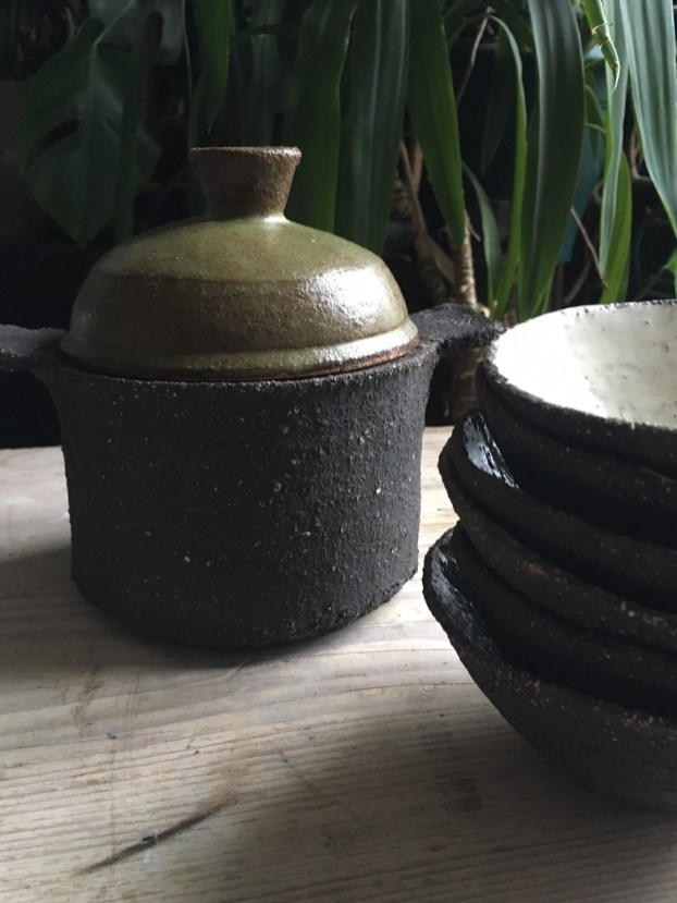 Yukihira pour le riz, risotto et l'infusion des plantes