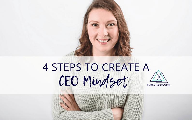 4 Steps To Create A CEO Mindset