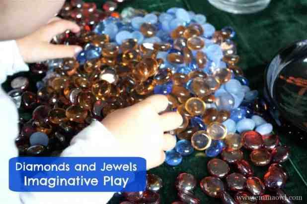 Imaginative and Sensory Play