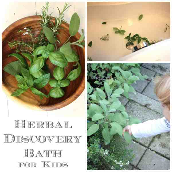 Herbal Discovery Bath for Kids