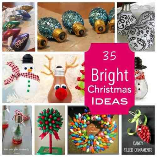 35 Bright Christmas Ideas