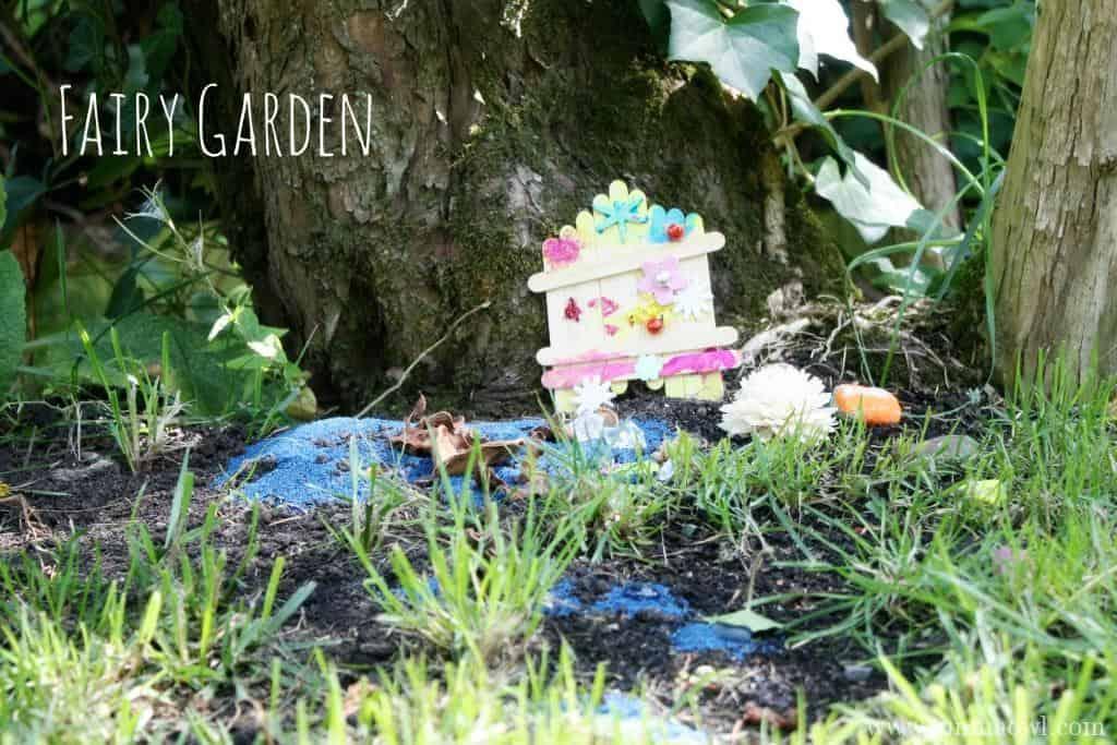 Fairy House and Garden