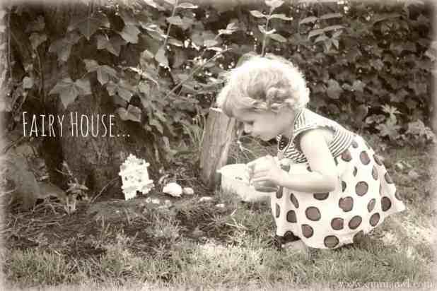 Fairy Imaginative Play