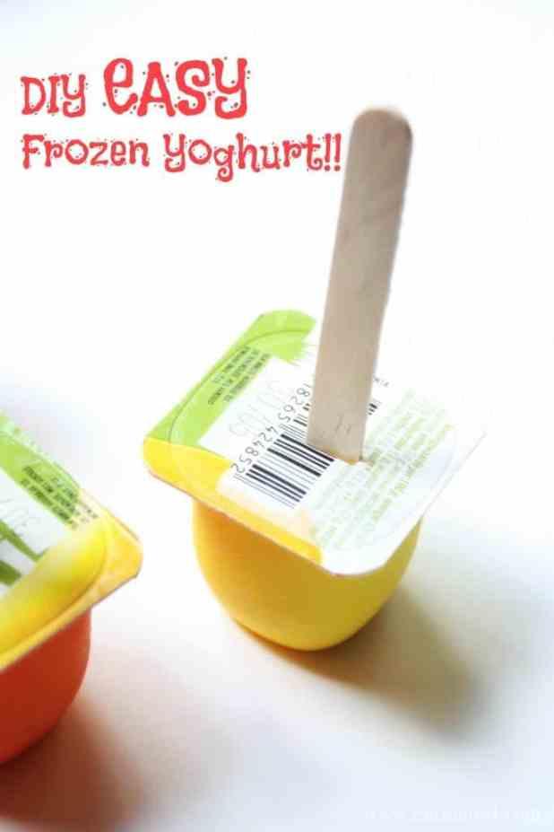 MYO Easy Frozen Yoghurt