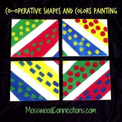 Co-operative-Shapes-and-Colors-Paintings