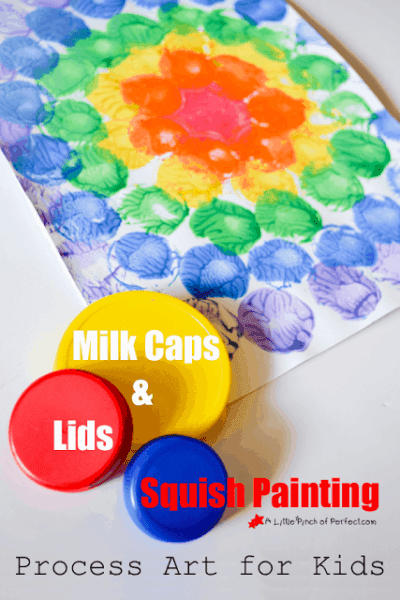 Milk Cap Painting A Little Pinch of Perfect 3 copy