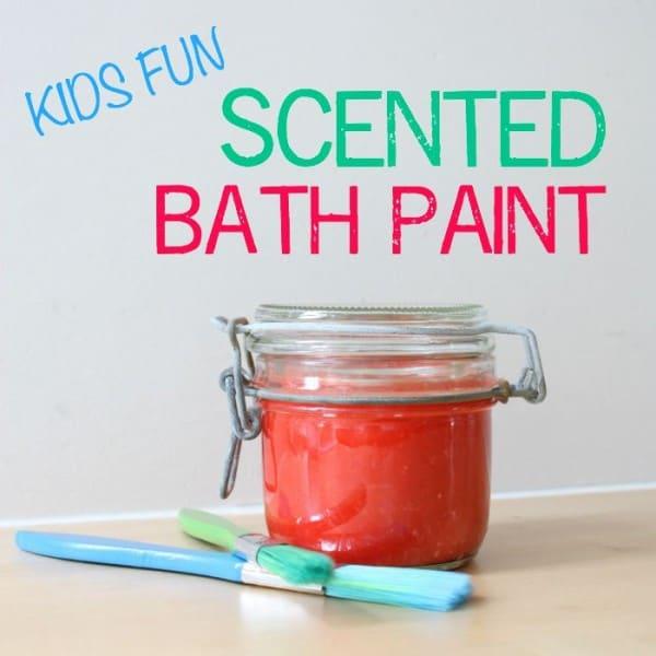 Kids Fun - Scented Bath Paint