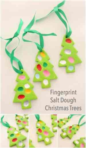 Adorable Christmas Decorations - easy to make. Great Kids Craft Project