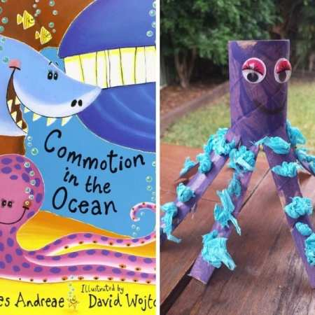 Toddler-Craft-Activity-Octopus