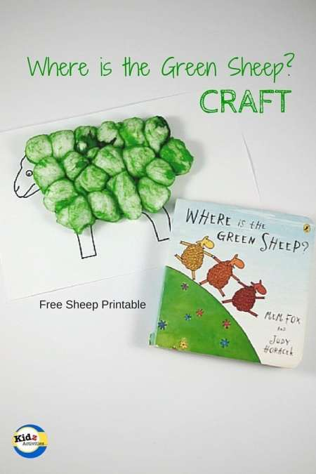 Where-is-the-Green-Sheep-Craft