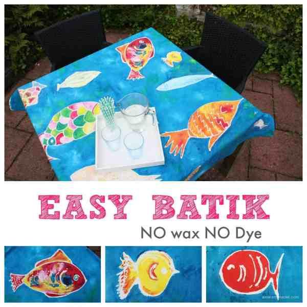 Easy Batik