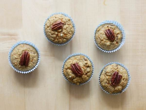Cannellini Bean Muffin - healthy kids snack