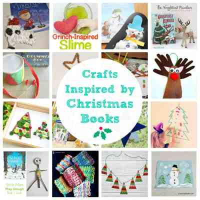 30 Christmas Book Craft Ideas For Children Emma Owl