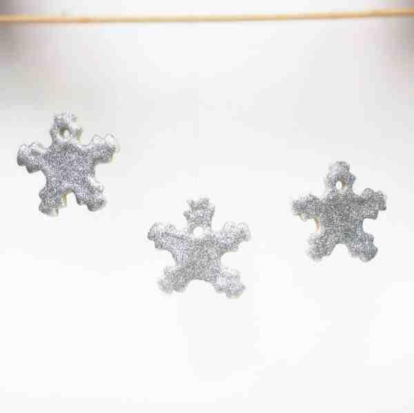 glitter-salt-dough-snowflakes
