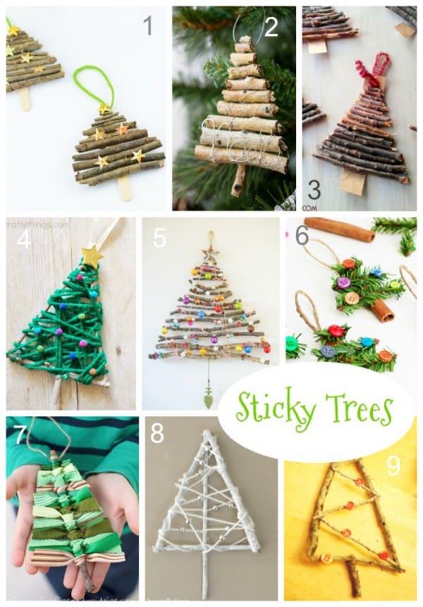 sticky-trees