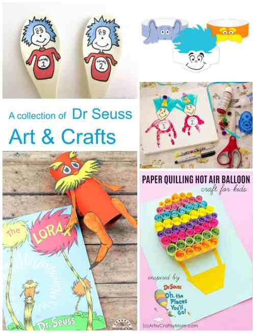 Dr Seuss Art And Craft Ideas Emma Owl