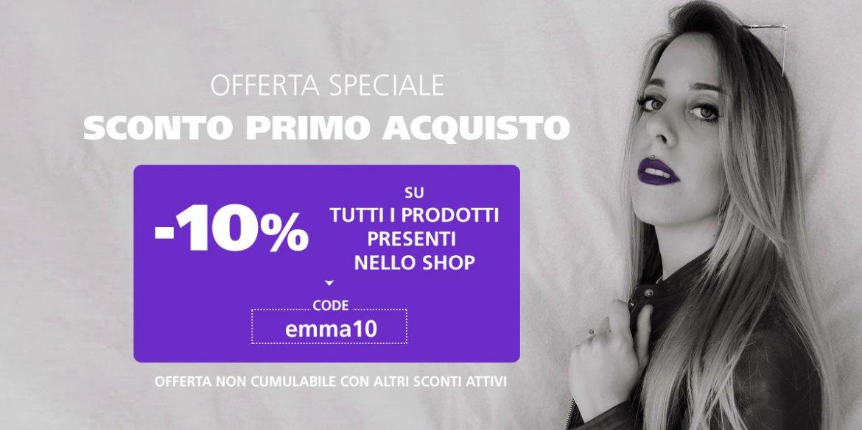Sconto Emma Parrucchieri 10%