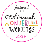 Whimsical Wonderland Weddings Featured