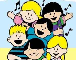 kinderen zingen