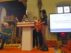 Debat in Ridderzaal Wc