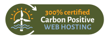 300% Green Web Host