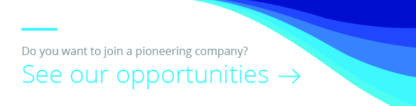 Do you want to join a pioneering company? See our opportunities