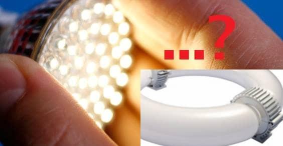 Cambiare le lampade quale scegliere led o altro emme a