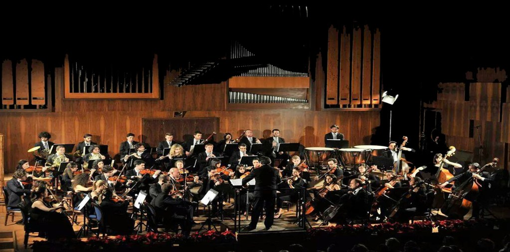 Concerto M°Muti - Conservatorio di Napoli