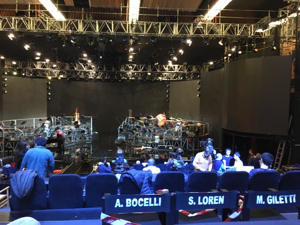 Andrea Bocelli canta il cinema