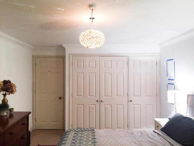 One Room Challenge Bedroom Progress Living Pretty-8