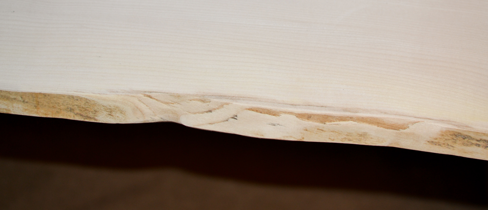 Waney Live Edge Desk How To Tutorial-7