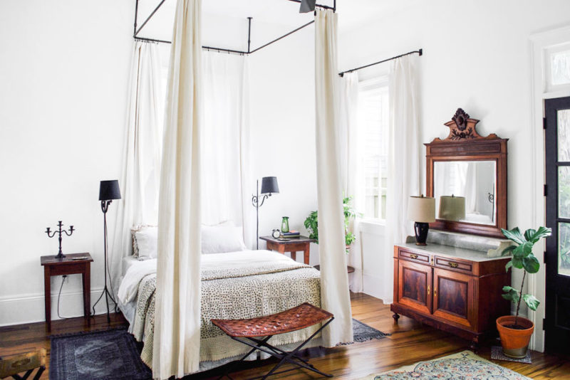 Constance Street Residence New Orleans Family Vacation Rental Kid and Coe - Bedroom