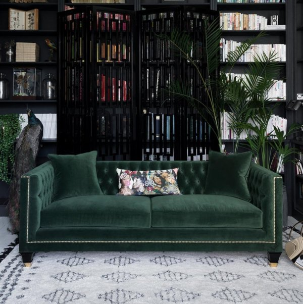Balfour Sofa - Sweetpea & Willow