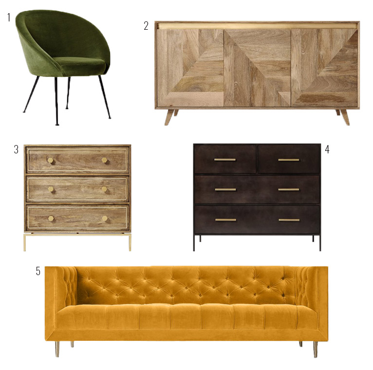 Swoon Editions Furniture Picks