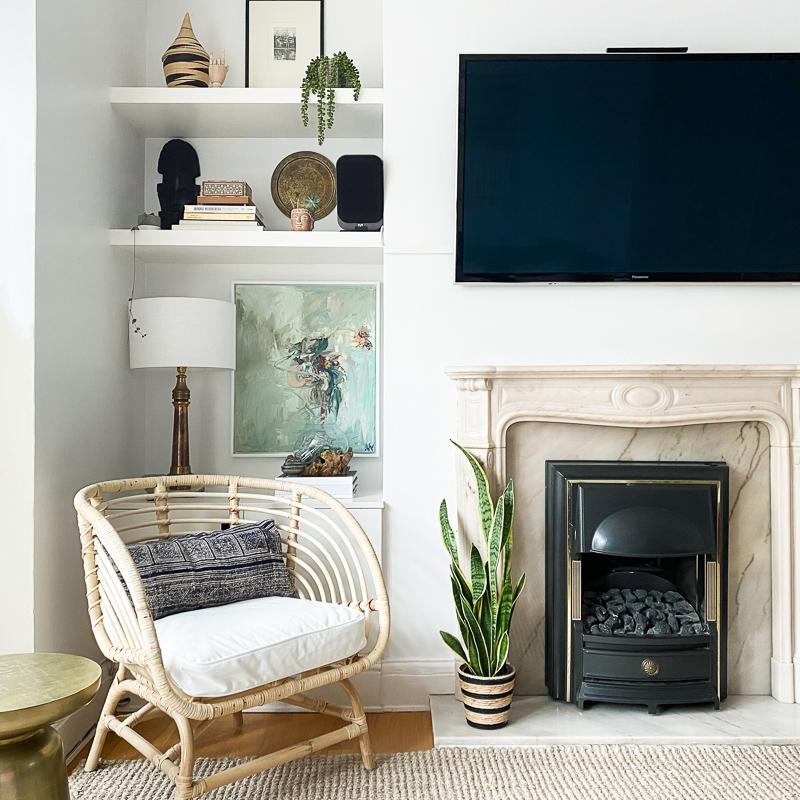 ORC Week 7 | Living Room Design Updates