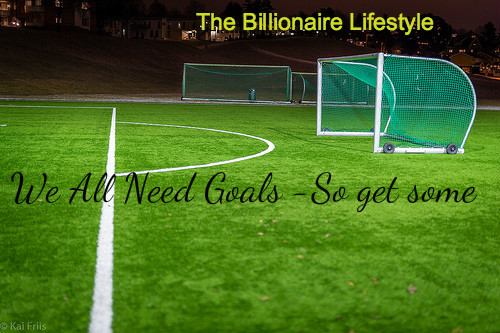 We All Need some GOALS!