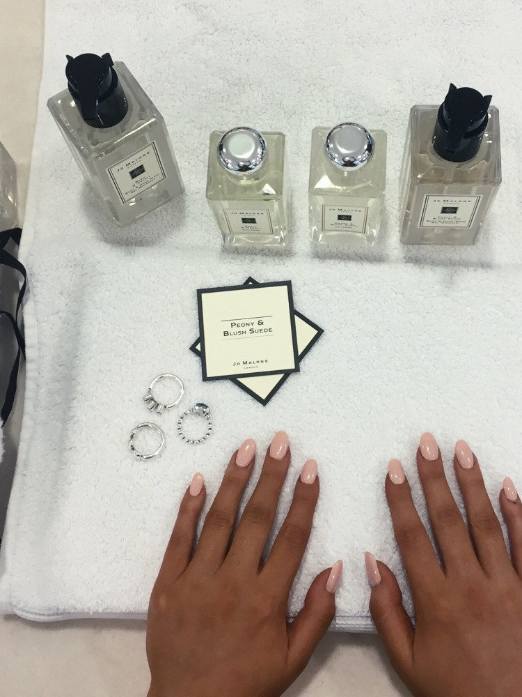A treat at Jo Malone