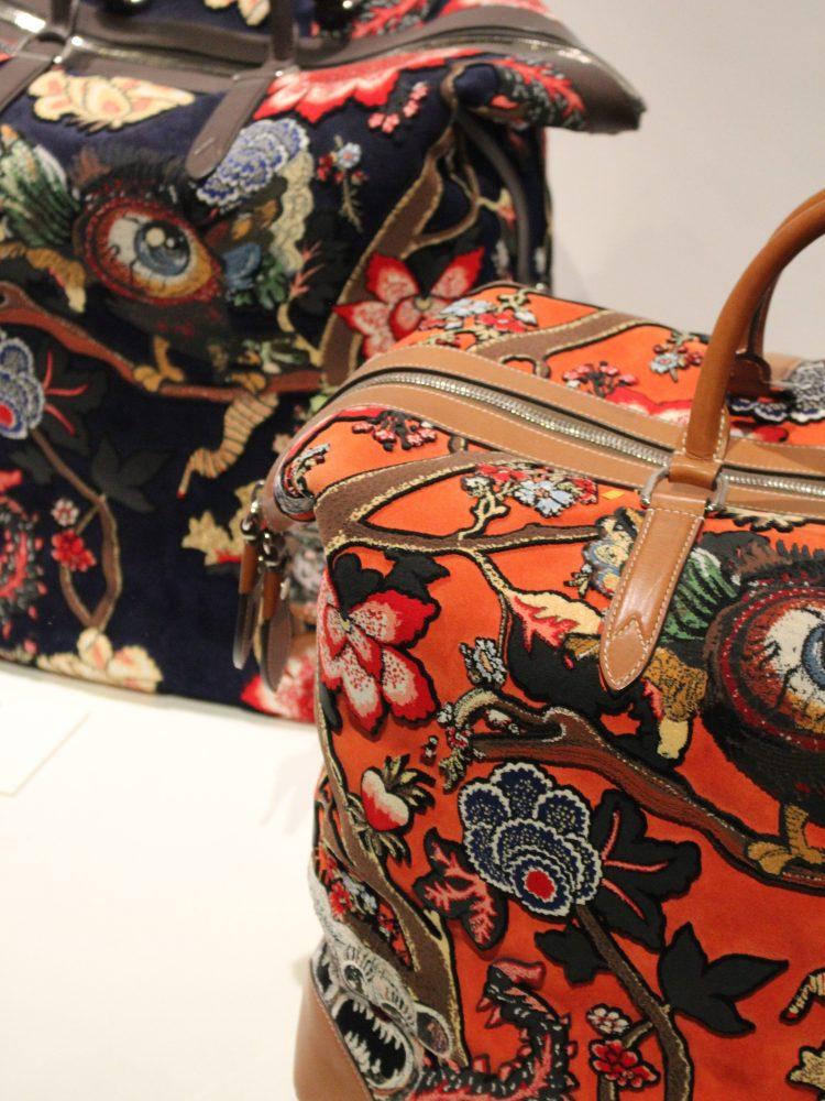 Louis Vuitton NYC: Volez Voguez Voyagez