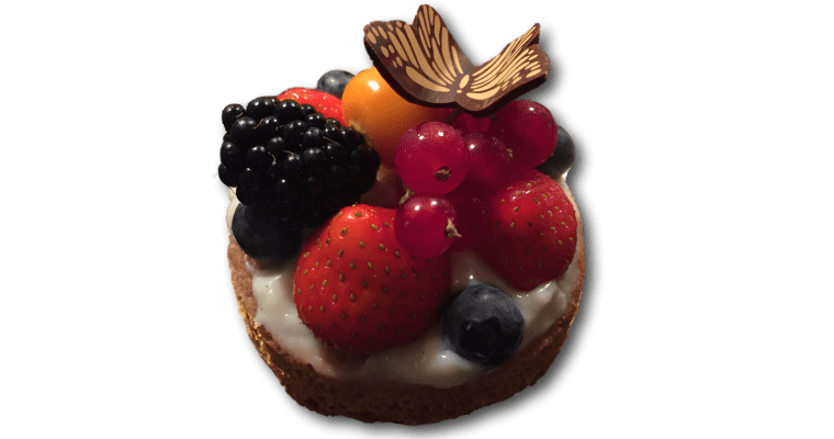 Recept Slofjes Met Vers Fruit